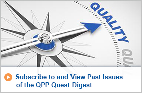 Subscribe to and View Past Issues of the QPP Quest Digest
