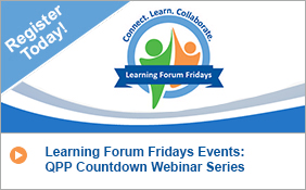 Countdown to MIPS Data Submission: Learning Forum Friday Events