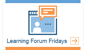 Learning Forum Fridays