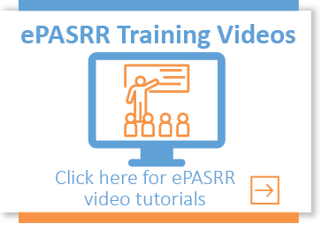 View ePASRR videos