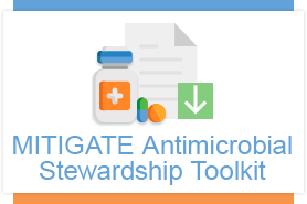 Mitigate Antimicrobial Stewardship Toolkit