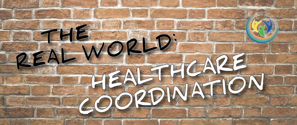 The Real World: Healthcare Coordination logo